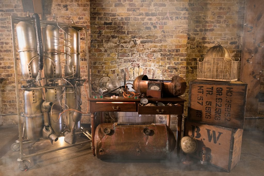 Steam Punk Lare - Gastronomy Guys Photo
