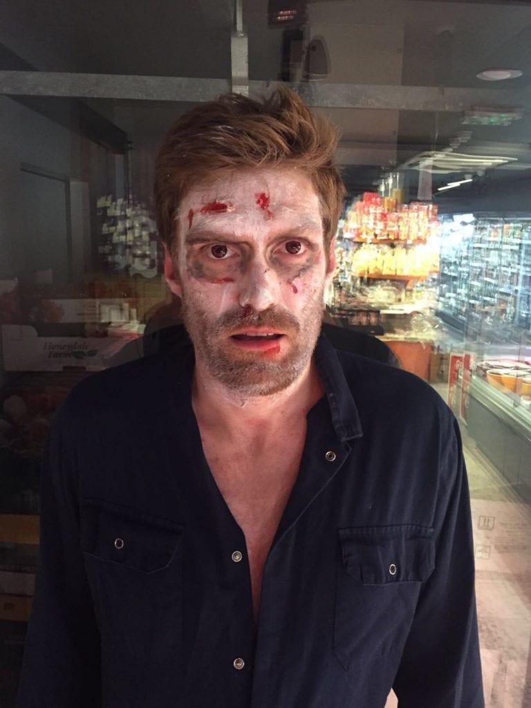 Zombie - Robin - Gastronomy Guys Photo